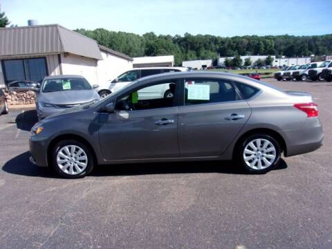 2016 Nissan Sentra for sale at Welkes Auto Sales & Service in Eau Claire WI