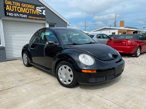 2010 Volkswagen New Beetle for sale at Dalton George Automotive in Marietta OH