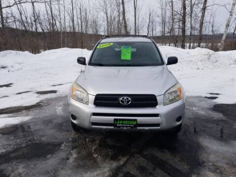 2008 Toyota RAV4 for sale at L & R Motors in Greene ME