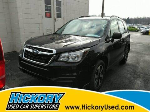 2017 Subaru Forester for sale at Hickory Used Car Superstore in Hickory NC
