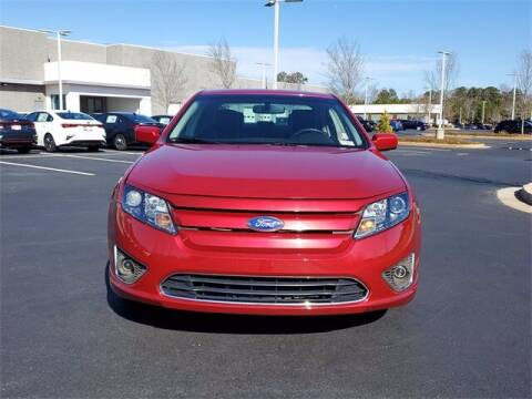 2012 Ford Fusion for sale at Lou Sobh Kia in Cumming GA