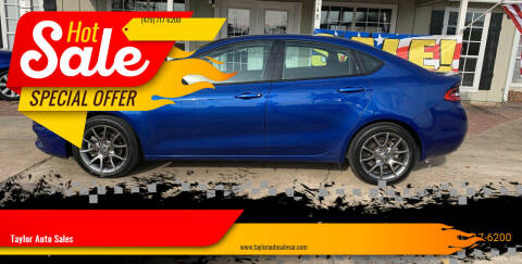 2014 Dodge Dart for sale at Taylor Auto Sales in Springdale AR
