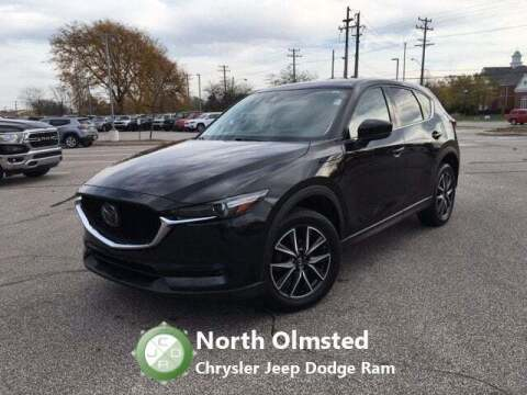 2017 Mazda CX-5 for sale at North Olmsted Chrysler Jeep Dodge Ram in North Olmsted OH