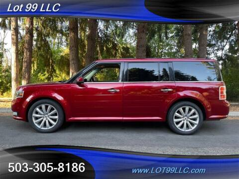 2015 Ford Flex for sale at LOT 99 LLC in Milwaukie OR