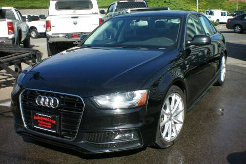 2016 Audi A4 for sale at Independent Performance Sales & Service in Wenatchee WA