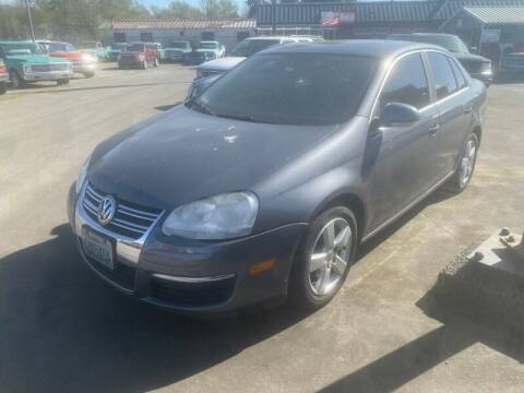 2008 Volkswagen Jetta for sale at MILLENNIUM MOTORS INC in Monroe WA