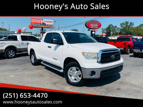 2010 Toyota Tundra for sale at Hooney's Auto Sales in Theodore AL