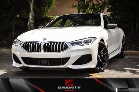 2020 BMW 8 Series for sale at Gravity Autos Atlanta in Atlanta GA