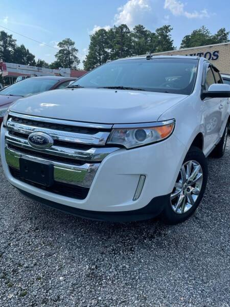 2012 Ford Edge for sale at MOORE'S AUTOS LLC in Florence SC