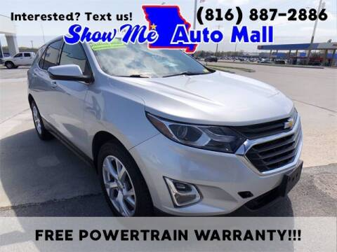 2018 Chevrolet Equinox for sale at Show Me Auto Mall in Harrisonville MO