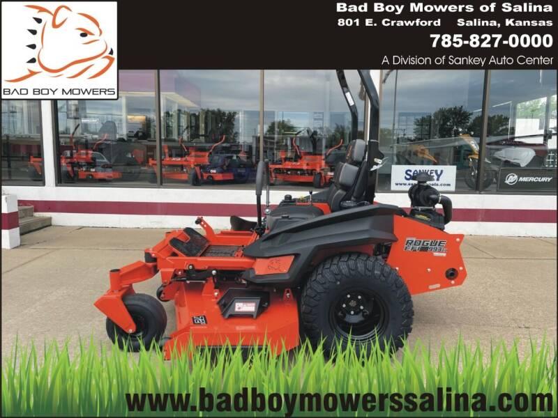 Bad Boy Rogue 72  (#7277) for sale at Bad Boy Mowers Salina in Salina KS