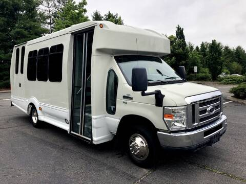 2013 Ford E-450 for sale at Major Vehicle Exchange in Westbury NY
