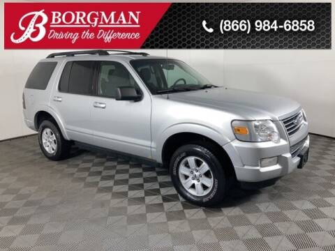 2010 Ford Explorer for sale at BORGMAN OF HOLLAND LLC in Holland MI