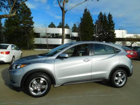 2017 Honda HR-V for sale at East Bay AutoBrokers in Walnut Creek CA