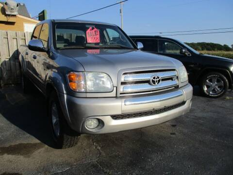 2004 Toyota Tundra for sale at SPRINGFIELD AUTO SALES in Springfield WI