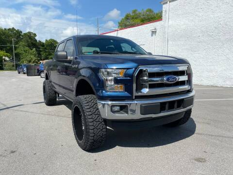 2016 Ford F-150 for sale at Consumer Auto Credit in Tampa FL