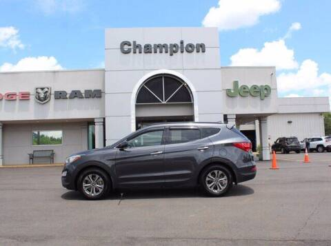 2016 Hyundai Santa Fe Sport for sale at Champion Chevrolet in Athens AL