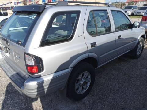 2000 Isuzu Rodeo for sale at Jerry Allen Motor Co in Beaumont TX