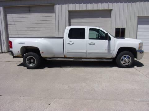 2009 Chevrolet Silverado 3500HD for sale at DJ Motor Company in Wisner NE