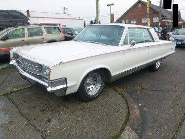 1965 Chrysler New Yorker for sale at Haggle Me Classics in Hobart IN