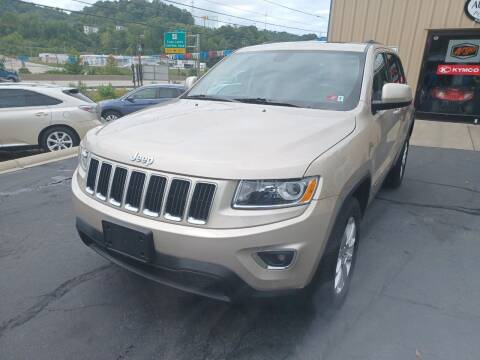 2014 Jeep Grand Cherokee for sale at W V Auto & Powersports Sales in Charleston WV