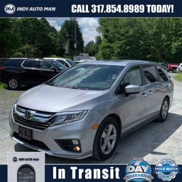 2019 Honda Odyssey for sale at INDY AUTO MAN in Indianapolis IN