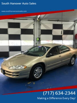 2001 Dodge Intrepid for sale at South Hanover Auto Sales in Hanover PA