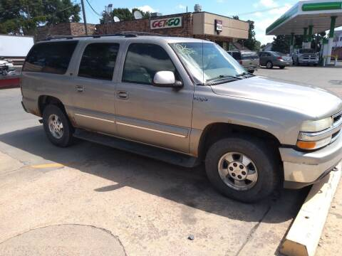 2002 Chevrolet Suburban for sale at Second Chance Auto in Sioux Falls SD