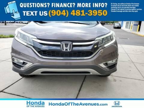 2015 Honda CR-V for sale at Honda of The Avenues in Jacksonville FL