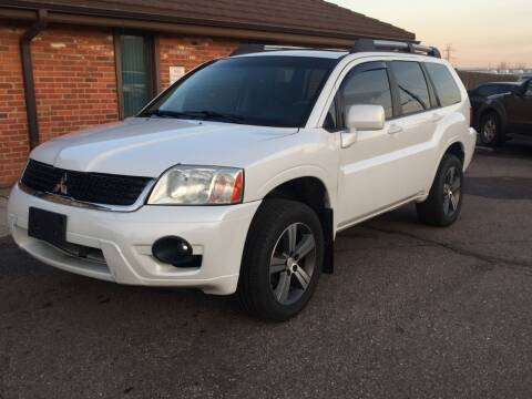 2011 Mitsubishi Endeavor for sale at STATEWIDE AUTOMOTIVE LLC in Englewood CO