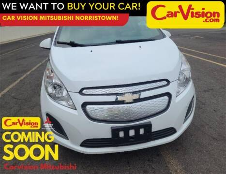 2015 Chevrolet Spark EV for sale at Car Vision Mitsubishi Norristown in Norristown PA