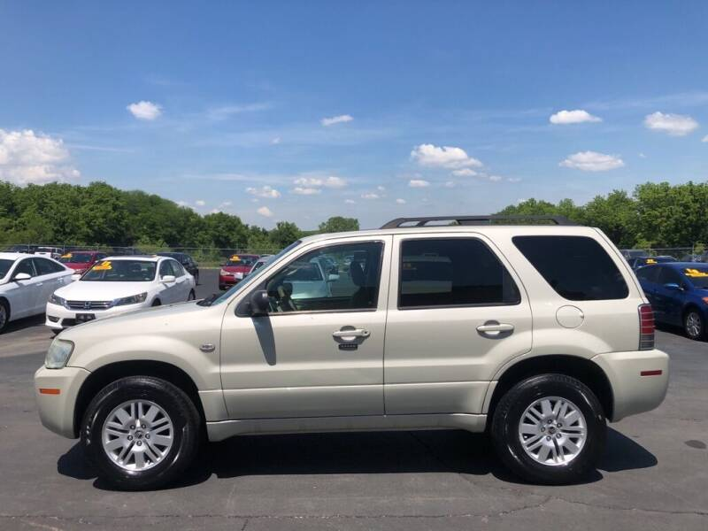 2007 Mercury Mariner for sale at CARS PLUS CREDIT in Independence MO