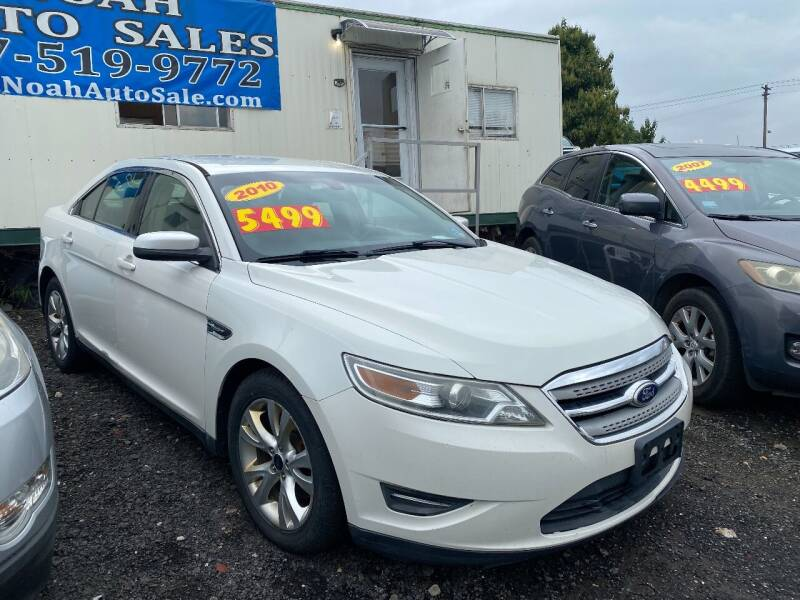 2010 Ford Taurus for sale at Noah Auto Sales in Philadelphia PA
