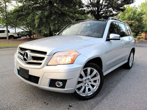 2012 Mercedes-Benz GLK for sale at Top Rider Motorsports in Marietta GA