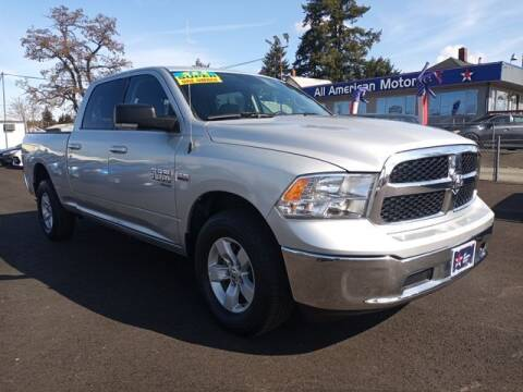 2019 RAM Ram Pickup 1500 Classic for sale at All American Motors in Tacoma WA