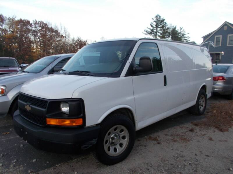 2012 Chevrolet Express Cargo for sale at Manchester Motorsports in Goffstown NH