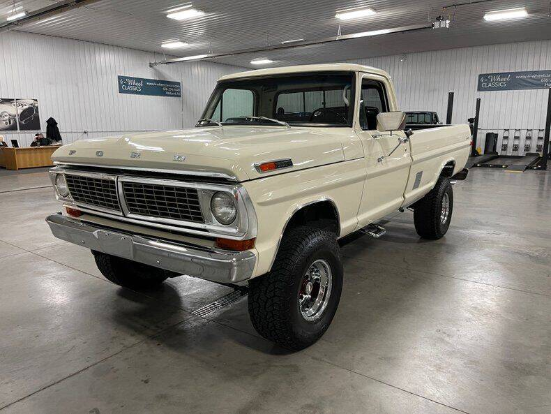 1970 Ford F-100 for sale in Holland, MI