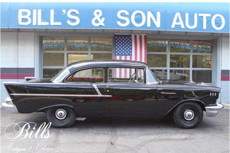 1957 Chevrolet 150 Utility for sale at Bill's & Son Auto/Truck Inc in Ravenna OH