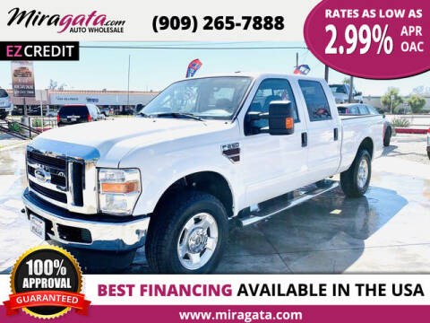 2010 Ford F-250 Super Duty for sale at Miragata Auto in Bloomington CA