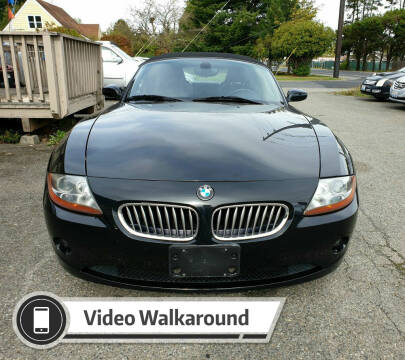 2003 BMW Z4 for sale at Life Auto Sales in Tacoma WA