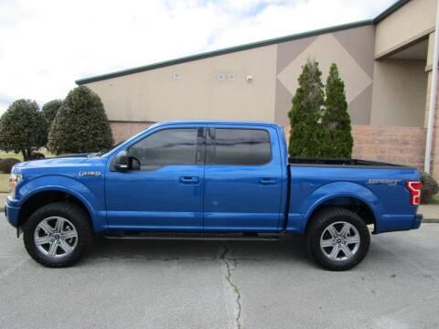 2018 Ford F-150 for sale at JON DELLINGER AUTOMOTIVE in Springdale AR