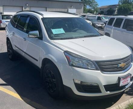 2013 Chevrolet Traverse for sale at QS Auto Sales in Sioux Falls SD