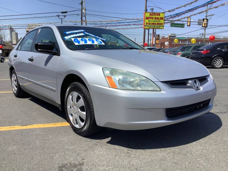 2005 Honda Accord for sale at Active Auto Sales in Hatboro PA