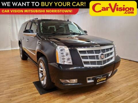 2014 Cadillac Escalade ESV for sale at Car Vision Mitsubishi Norristown in Trooper PA