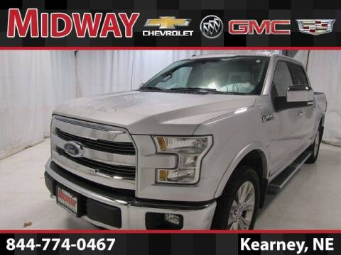 2015 Ford F-150 for sale at Midway Auto Outlet in Kearney NE