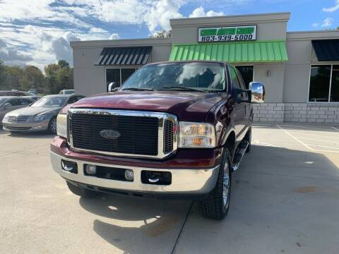 2007 Ford F-250 Super Duty for sale at Cross Motor Group in Rock Hill SC