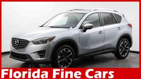 2016 Mazda CX-5 for sale at Florida Fine Cars - West Palm Beach in West Palm Beach FL