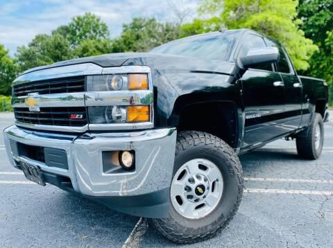 2015 Chevrolet Silverado 2500HD for sale at Monterrey Auto Brokers in Decatur GA