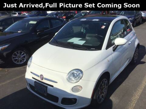 2013 FIAT 500 for sale at Royal Moore Custom Finance in Hillsboro OR