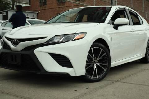 2020 Toyota Camry for sale at HILLSIDE AUTO MALL INC in Jamaica NY